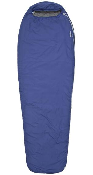 Marmot NanoWave 50 Semi Rec Slaapzak long blauw